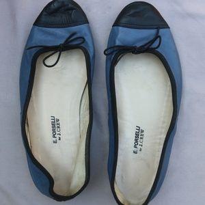 JCREW E. PORSELLI Ballet Flats